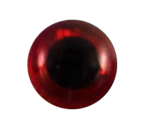 Strike Tiger 3 mm lure eye - red (50 pack)