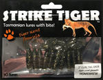 Strike Tiger 2 inch curl tail grub HOMEBREW