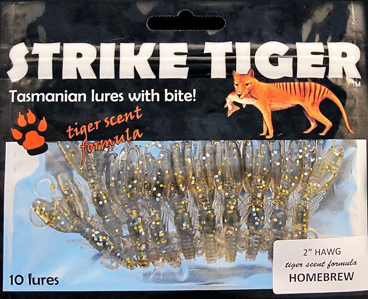 "Strike Tiger 2"" hawg PURE GOLD"
