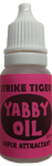 Strike Tiger yabby oil (10 ml bottle)