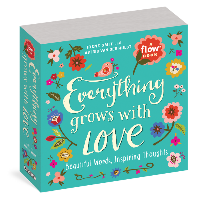 everything grows with love book