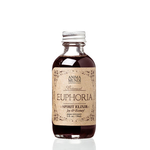 An exquisite elixir known to awaken loving awareness within the body. Medicated with strong aphrodisiac constituents, our love elixir arouses the spirit and floods the energy body with light. It stimulates the body while deeply nourishing the reproductive organs. A delicious tonic to share with your beloved, or to simply awaken your heart with joy.