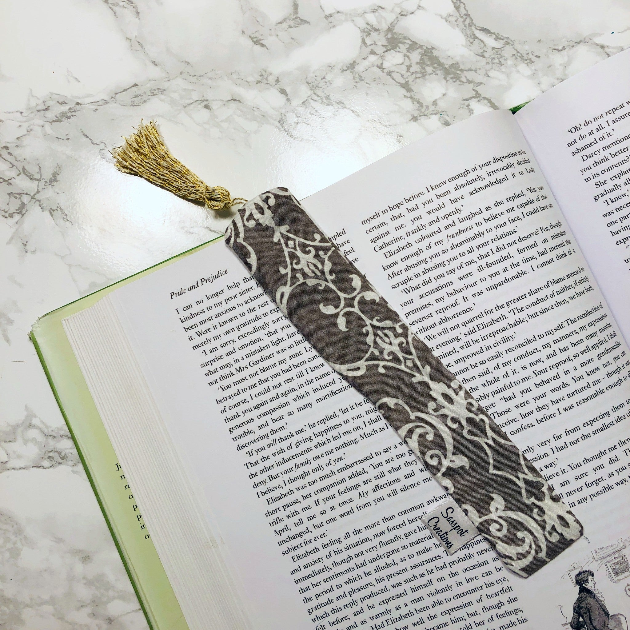 She Is Fierce Bookmark