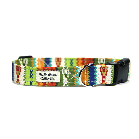 AZTEC - Dog Collar/Leash