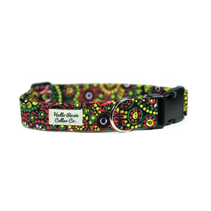 DESERT SPOT DOG COLLAR