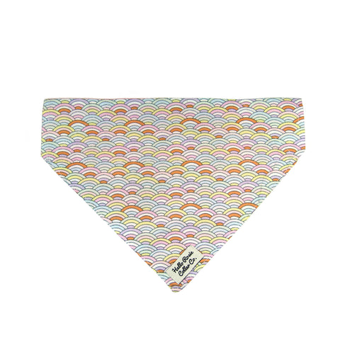 RAINBOW DAYS - Dog Bandana