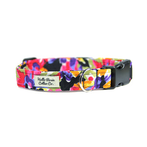 RETRO FLORAL - Dog Collar