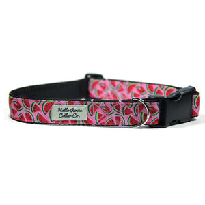 WATERMELON - Dog Collar