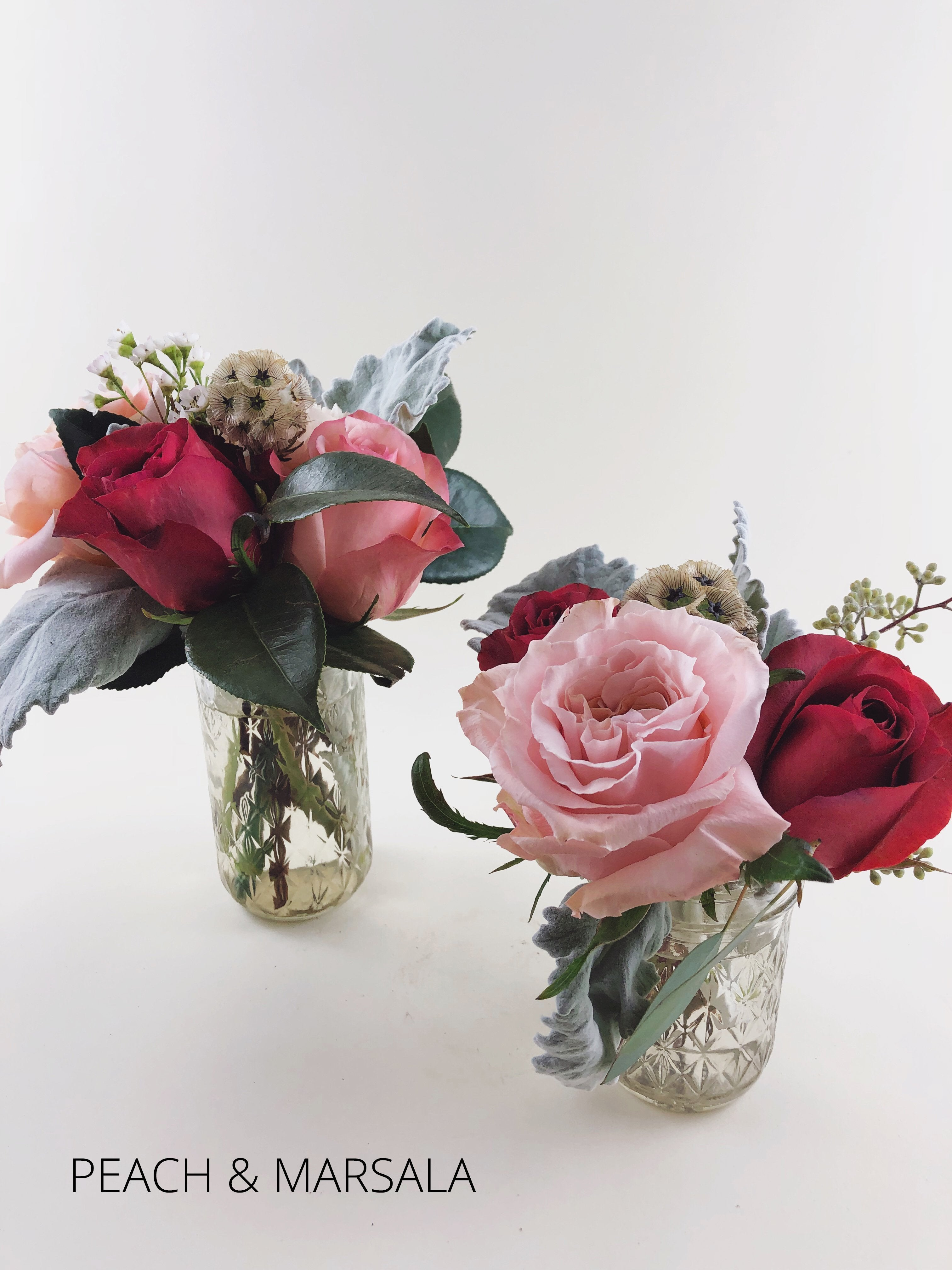 Accent Bud Vase (Set of 3)
