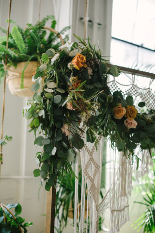 Bohemian Garland (by the foot)