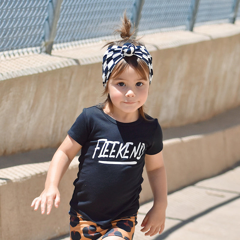 Fleekend Kids Tee - The Modern Rebels
