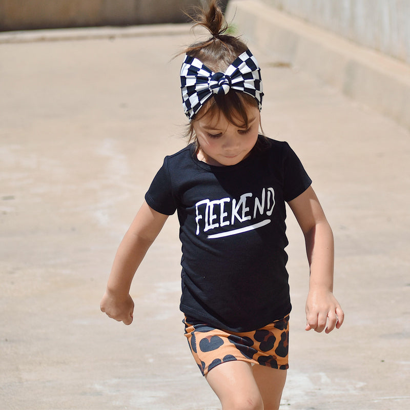 Fleekend Kids Tee