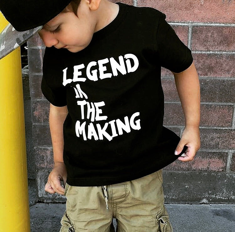 Legend in the making Kids Tee/Tank - The Modern Rebels