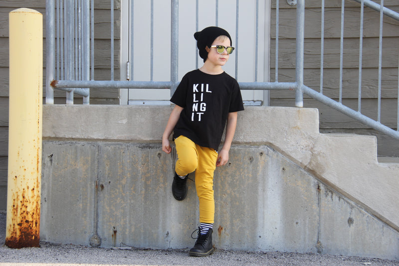 Killing it Kids Tee - The Modern Rebels