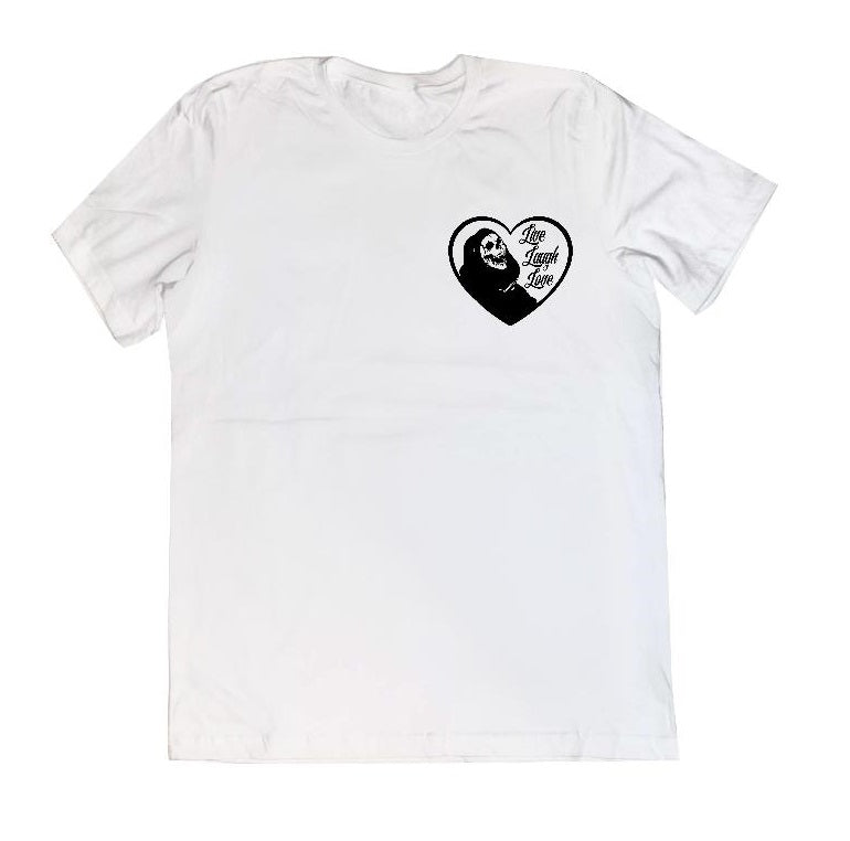 Live Laugh Love Adult Unisex Tee