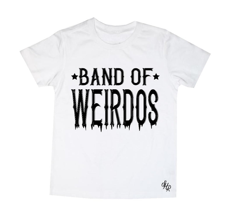 Band of Weirdos Kids Tee