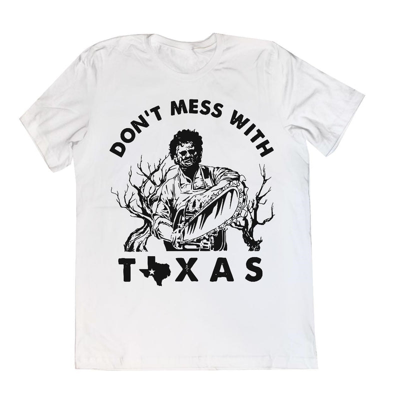 Don't mess with Texas Unisex Tee