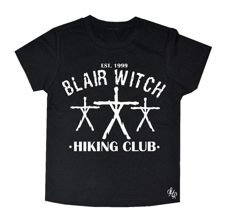 Blair Witch Hiking Club Kids Tee