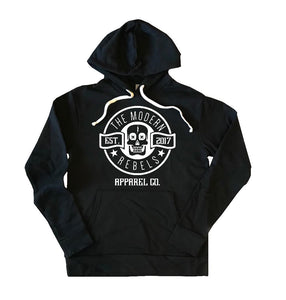 The Modern Rebels Skellie Logo Pullover Sweatshirt