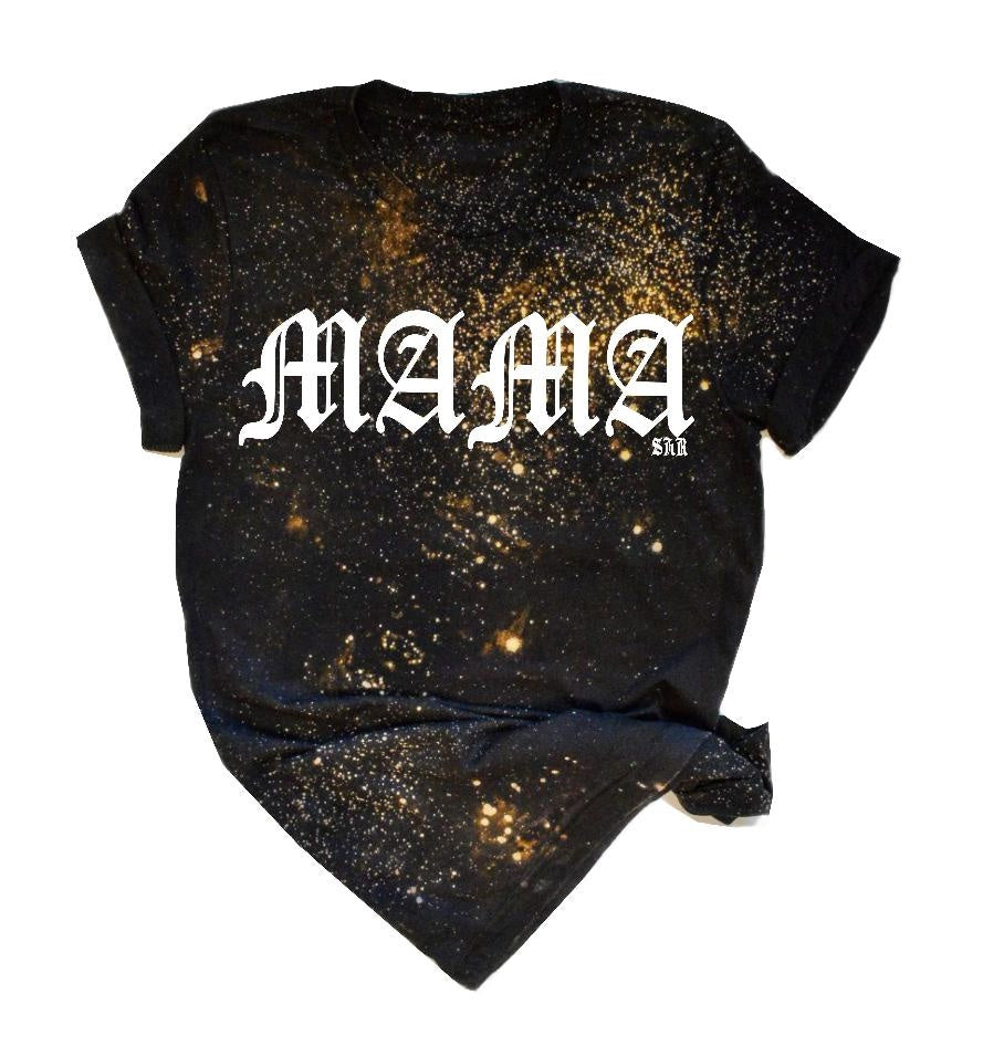 "Acid Washed ""Mama"" Unisex Tee"