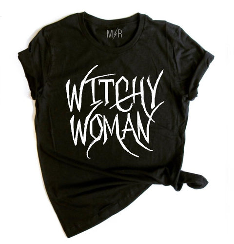 Witchy Woman Unisex Tee