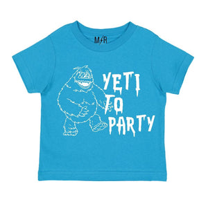 Yeti to party Kids/Youth Tee