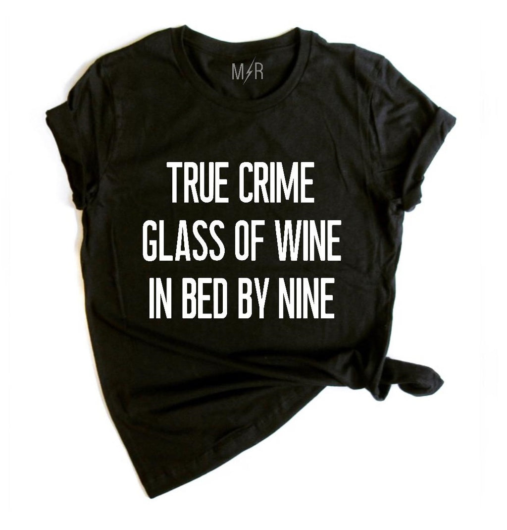 True Crime Unisex T-Shirt - The Modern Rebels