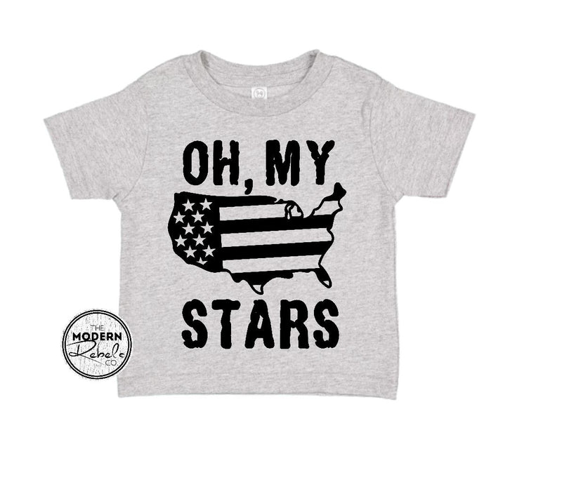 Oh, my stars Kids Tee - The Modern Rebels