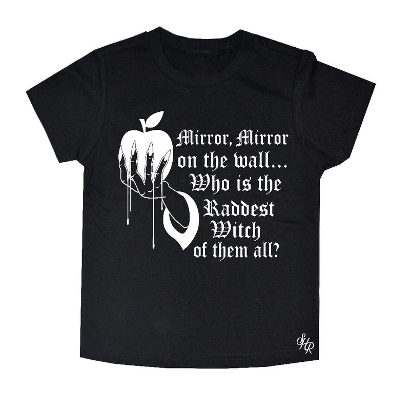 Who's the raddest witch of them all Kids Tee