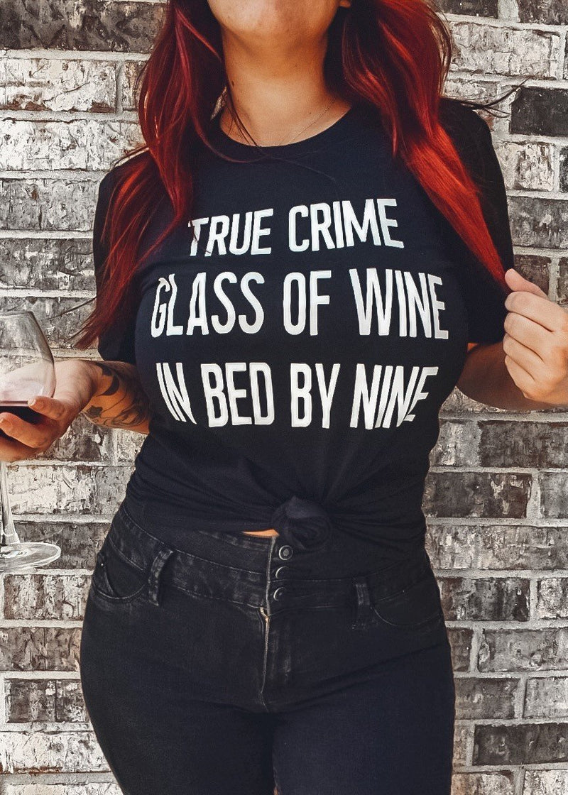 True Crime Unisex T-Shirt