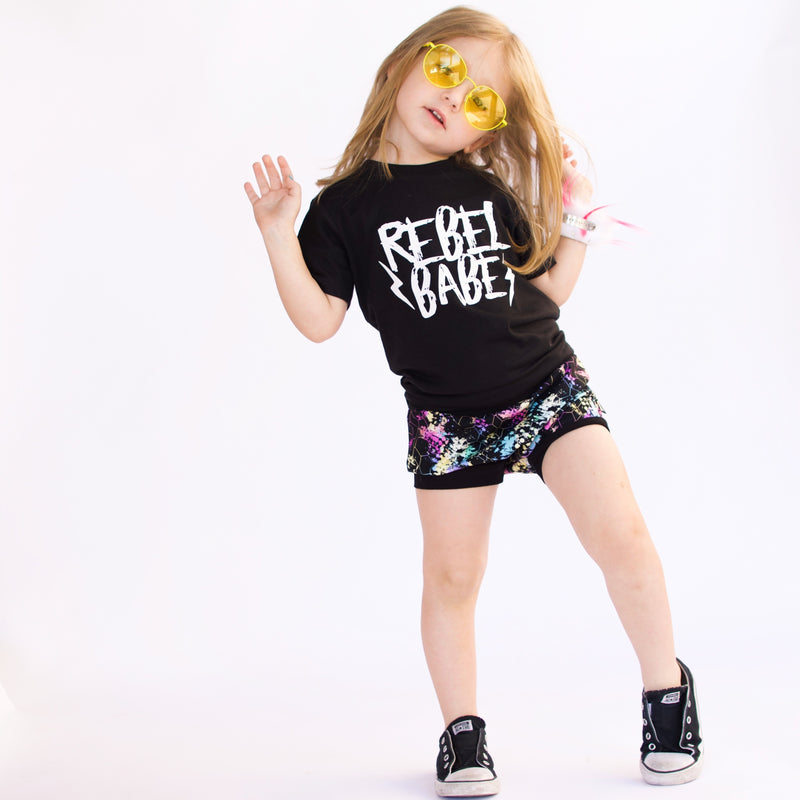 Rebel Babe Kids Tee