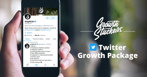 Twitter Growth Package