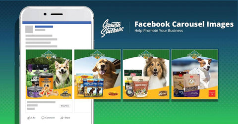 Facebook Carousel Design