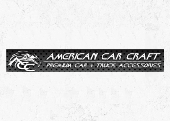 American Car Craft is developed on the Shopify platform.