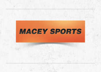 Macey Sports supply sports gear regionally, and worked with us for their ecommerce site
