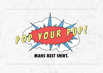 Pop Your Pup is developed on the Shopify platform