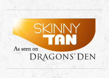 As a provider of innovative tanning products, Skinny Tan worked with TheGenieLab on consultancy to develop their website