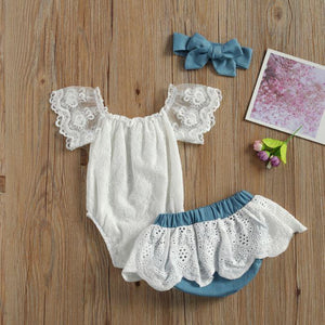 Little Lace Lady Outfit