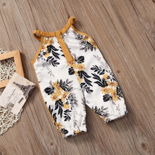 Floral Fall Romper