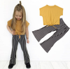 Sun and Stripes Outfit - Bitsy Bug Boutique