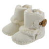 Faux Moccasin Boots (Multiple Colors) - Bitsy Bug Boutique