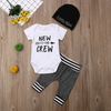 New Crew Romper Set
