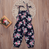 Toddler Floral Jumpsuit