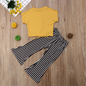 Sun and Stripes Outfit