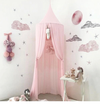 Cotton Hanging Canopy (Multiple Colors)