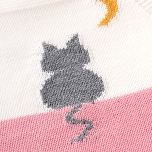 Knitted Cat Onesie (7 Colors)