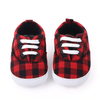 Plaid Booties (Multiple Colors)