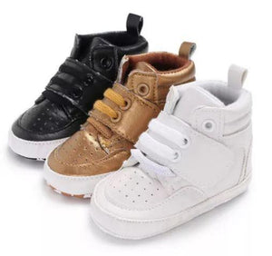 High Top Sneakers (Multiple Colors)