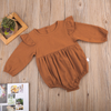 Fall Vintage Romper (2 Colors) - Bitsy Bug Boutique