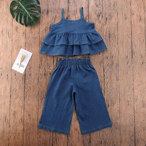 Danisha Denim Outfit
